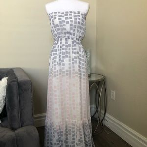 Quiksilver Multi Color Maxi Dress